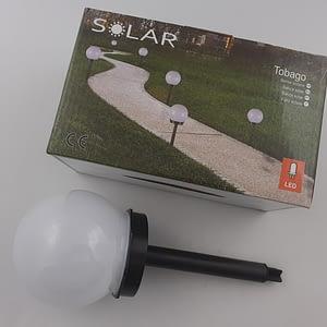 LAMPA KULA – SOLAR