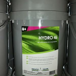 Olej hydrauliczny Deutz-Fahr HYDRO 46 20L 04439670.2