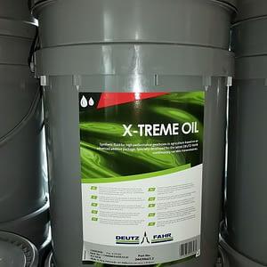 Oryginalny olej X-TREME OIL DEUTZ-FAHR 20 litrów 04439663.2