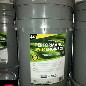 Oryginalny olej silnikowy Deutz-Fahr PERFORMANCE 5W-30 ENGINE OIL 20 litrów 04439655.2
