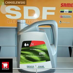 Oryginalny olej przekładniowy Deutz-Fahr UTTO 5 litrów 04439661.3