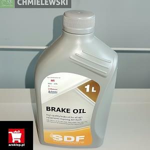 Płyn (olej) hamulcowy SDF BRAKE OIL 1 litr 0.901.0060.6