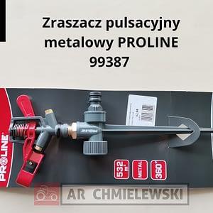 ZRASZACZ PULSACYJNY METALOWY PROLINE 99387