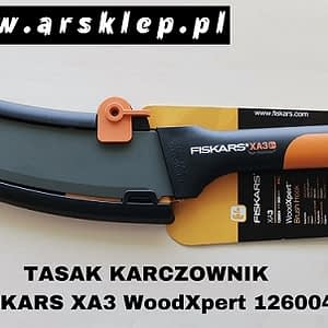 TASAK KARCZOWNIK FISKARS XA3 WOODXPERT 126004