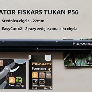 SEKATOR UNIWERSALNY (DŹWIGNIOWY) FISKARS TUKAN P56 111640