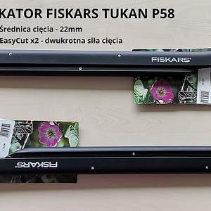 SEKATOR UNIWERSALNY FISKARS TUKAN P58